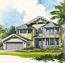 House Plans Designs   Floor Plans   Building Plans at AmazingPlans comBeach and Coastal House Plan