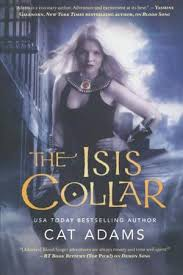cat adams the isis collar