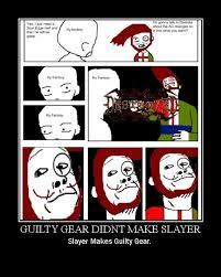 Guilty Gear Motivational Posters - Page 39 - Zepp Museum ... via Relatably.com
