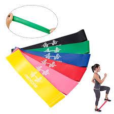 Newest <b>11 Pcs</b>/<b>Set</b> Pull Rope Fitness Exercises <b>Resistance Bands</b> ...