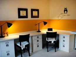 home office colors interior best color for home office accentwall2 best office wall colors