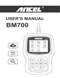 <b>ANCEL ANCEL BM700</b> for BMW Vehicles Diagnosis All Systems ...