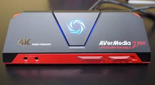<b>AVerMedia Live Gamer</b> Portable 2 Plus capture device has 4K ...