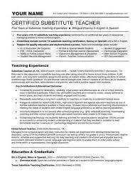math teacher resume mn   sales   teacher   lewesmrsample resume  substitute teacher resume exles