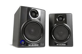 m audio studiophile av 40 best office speakers