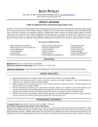 resume sample project coordinator resume template sample project coordinator resume picture
