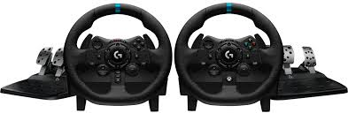 <b>Руль Logitech G923</b> TRUEFORCE для сим. гонок; Xbox ...