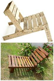 lounge patio chairs folding download: awesome pallet outdoor chair another take of outdoor chairs and lounge made out of repurposed pallet tumbona de pallets para exterior