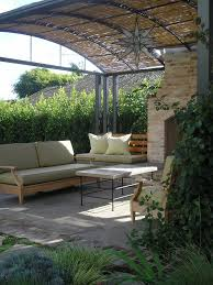 covered patio freedom properties: metal  inexpensive patio cover ideas patio traditional with bench seat brick coffee