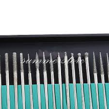30 PCS 1 Set Dental <b>Diamond</b> Burs Millers Tooth Drill Jewelers ...