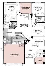 Big House Feeling In a Narrow Envelope   HD   st Floor Master    Floor Plan