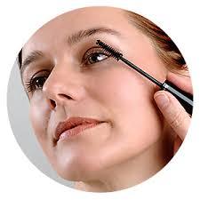 Make-Up Wimpern Augenbrauen <b>Sibylle Mayer</b> Wellnesslounge - makeup