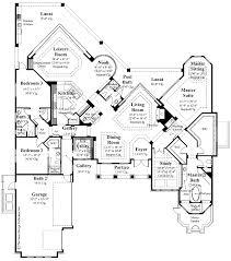 Sprawling Ranch Style House Plans    Sprawling Ranch Style House Plans