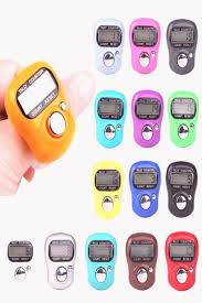 <b>Digital Finger</b> Tally Counter Price 795 <b>FREE Shipping</b>, 2020