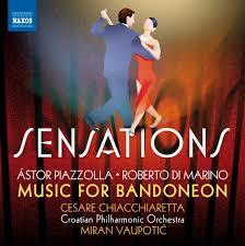 Astor Piazzolla : Sensations CD (<b>2014</b>) ***<b>NEW</b>*** <b>FREE Shipping</b> ...