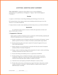 advertising agency proposal template bussines proposal  9 advertising agency proposal template