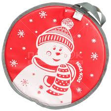 <b>Ледянка</b> Nika ЛР40 Снеговик/Пингвин/Медведь, в ассортименте в ...