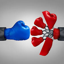 mechanics hub toolbox how to be the best candidate for the job blue and red boxing gloves face off