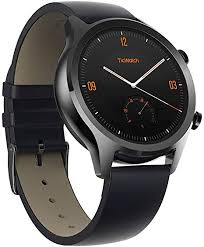 <b>Ticwatch C2</b> Classic Smartwatch, Stainless Steel Watch Case ...