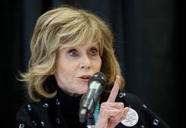Jane Fonda says people should not be fooled by Trudeau | Inquirer ...