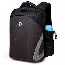 HYJA-Z Backpack <b>Male</b> Waterproof Nylon Cloth 17 inch Computer ...