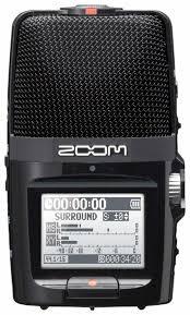 <b>Портативный рекордер Zoom</b> H2n — Диктофоны — купить по ...