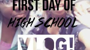first day of high school vlog first day of high school vlog