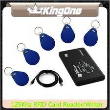 USB <b>125Khz RFID EM4305</b> T5577/T5567 Card Reader/Writer ...