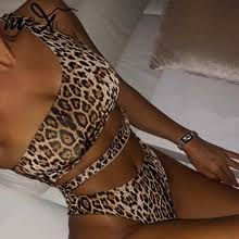 Buy <b>leopard one piece swimsuit</b> and get free shipping on AliExpress