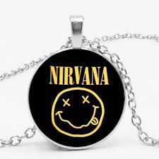 <b>statement</b>/<b>fashion Popular Rock Band</b> Smile Nirvana Band Crystal ...