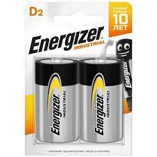 Купить <b>Батарея Energizer</b> Industrial D-LR20 <b>2шт</b>. (E301425000) в ...