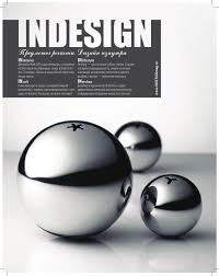 INDESIGN №6 by Denis - issuu