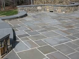 stone paver patio makeover concrete picture of thermal bluestone paver thickness  x pennsylvania bluestone