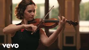 <b>Hilary Hahn</b> - J.S. <b>Bach</b>: Partita for Violin Solo No. 1 in B Minor, BWV ...