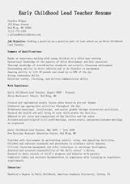 resume for elementary teacher sample elementary teacher resume special education teacher sample resume