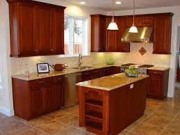 Modular Kitchen In Small Space Kitchen Electric Range Small Galley Kitchen Designs Efficient