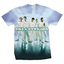 <b>Millennium</b> Tee - <b>Backstreet Boys</b>