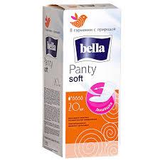<b>Прокладки ежедневные</b> Bella, <b>20 шт</b> | Магнит Косметик