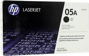 <b>Картридж HP</b> CE505A (<b>№05A</b>) <b>Black</b> для <b>HP</b> LaserJet P2035/2055 ...