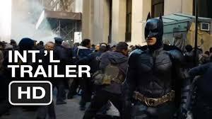 The Dark Knight Rises International Trailer (2012) Christopher ...