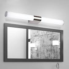 new design 8w 10w 12w led indoor wall light lamp banheiro deco bathroom mirror light waterproof cheap vanity lighting