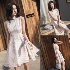 Special Sale cheap Modern <b>chinese dress 2019</b> qipao style ...