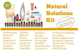Image result for doterra natural solutions kit essential oils
