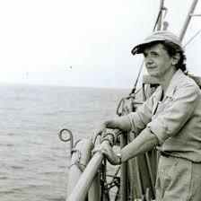 the next page  when rachel carson set sail   pittsburgh post gazetterc albatross cropped  rachel carson in aboard the albatross ii  a u s  fish and wildlife service