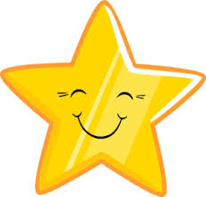 Smiling Star Clipart