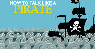 Pirate Phrases for Talk Like a Pirate Day | Islands