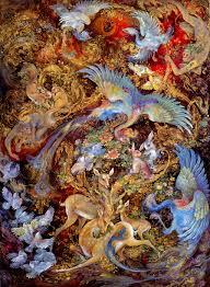 glory of nature mahmoud farshchian by mfarsh persian artist glory of nature mahmoud farshchian by mfarsh