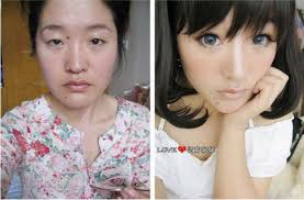 44 asian s before and after the makeup 75 pics