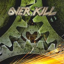 <b>Overkill - The Grinding</b> Wheel 10.02 | Thrash metal, Grind, Lp vinyl