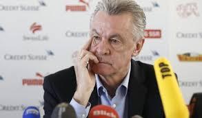 Coach Ottmar Hitzfeld gab am Donnerstag bekannt, dass er nach der WM aufhört. - 619227_m3w580h340q75v32314_01186759_13542176